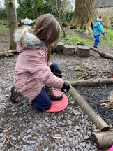 Forest School Fire!