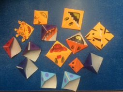 origami book marks